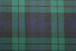 Grant Hunting Tartan Pure 16oz wool woven in Great Britain
